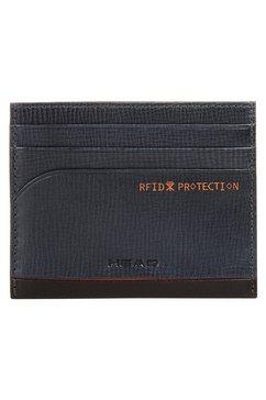 head portemonnee »slide-rfid« blauw