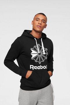 reebok classic hoodie »f star hoodie« zwart