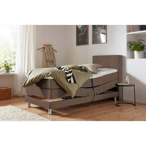 Boxspring met elektromotor, Breckle, Made in Germany