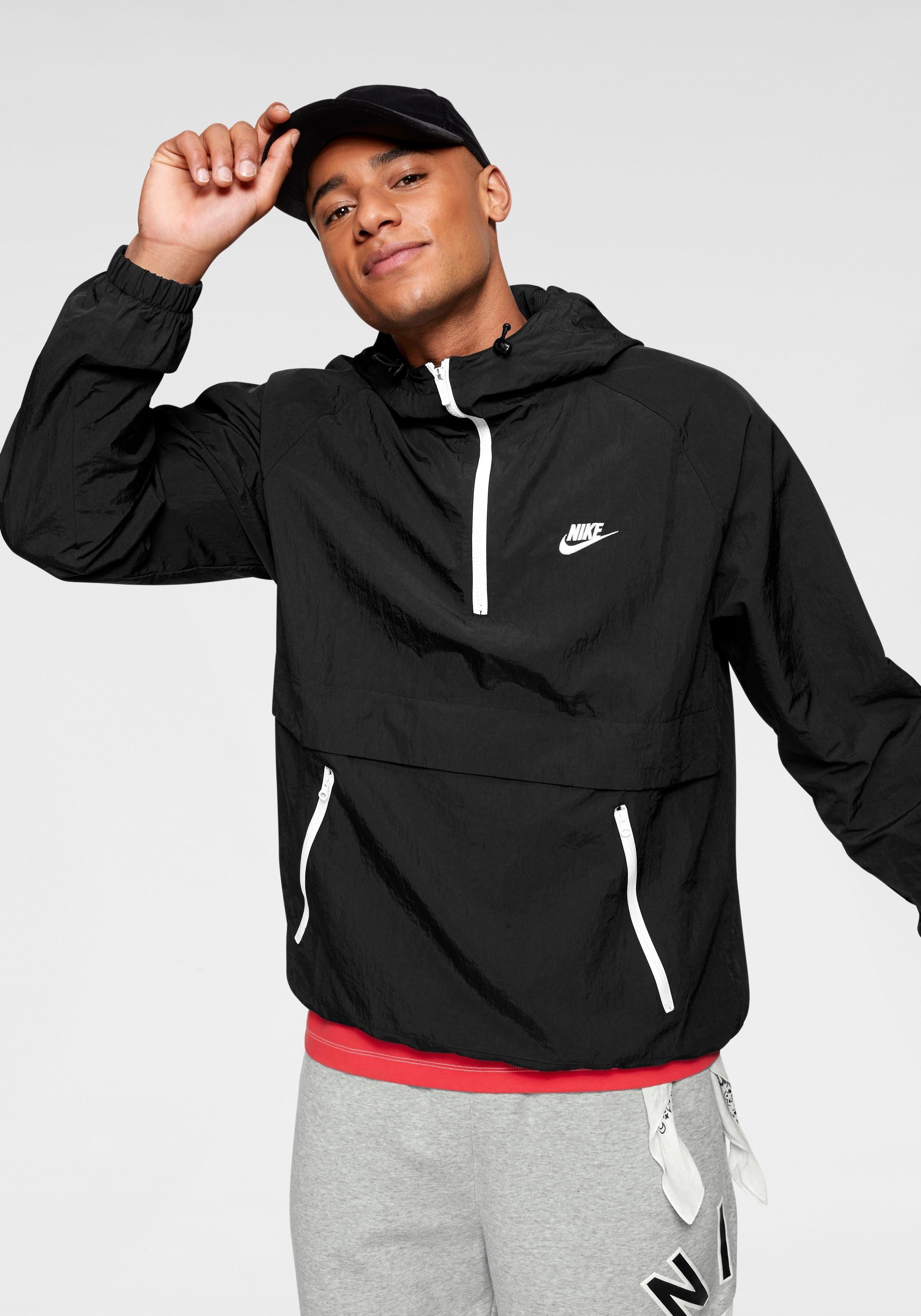 Nike Sportswear windbreaker »M NSW CE JKT HD WVN ANRK« veilig op otto.nl kopen