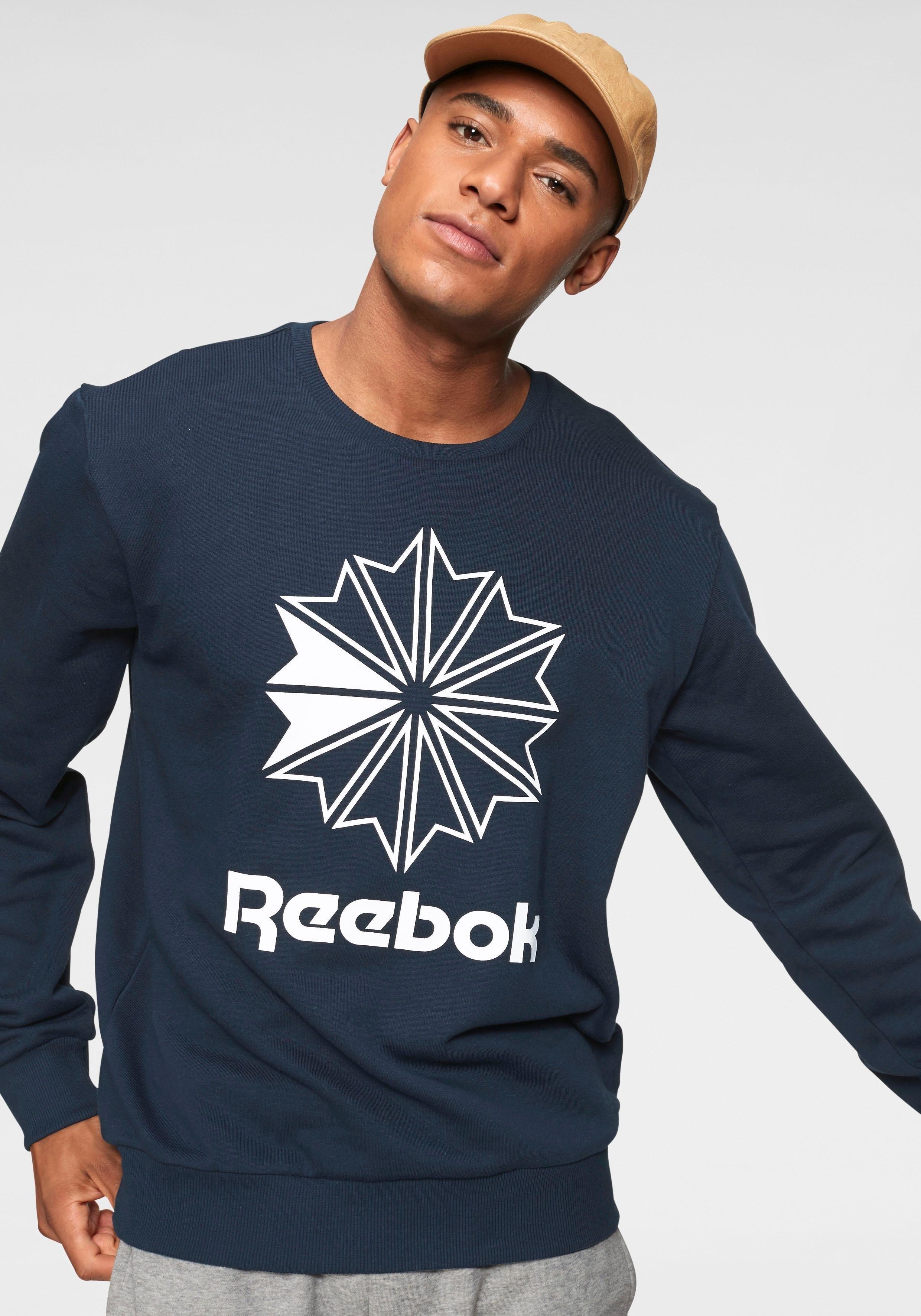 Reebok Classic sweatshirt »AC FT BIG STARCREST« - verschillende betaalmethodes