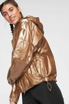 adidas performance windbreaker »pack ind jacket ai« bruin