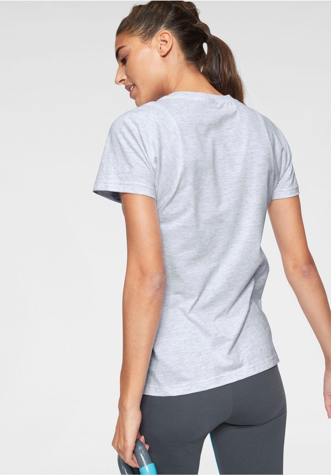 Adidas Performance T-shirt Id Winnes Cn-tee Online Shoppen Wit luJx6Rix