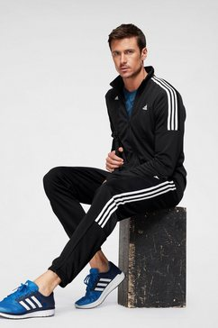 adidas performance trainingspak »tracksuit team sports« zwart