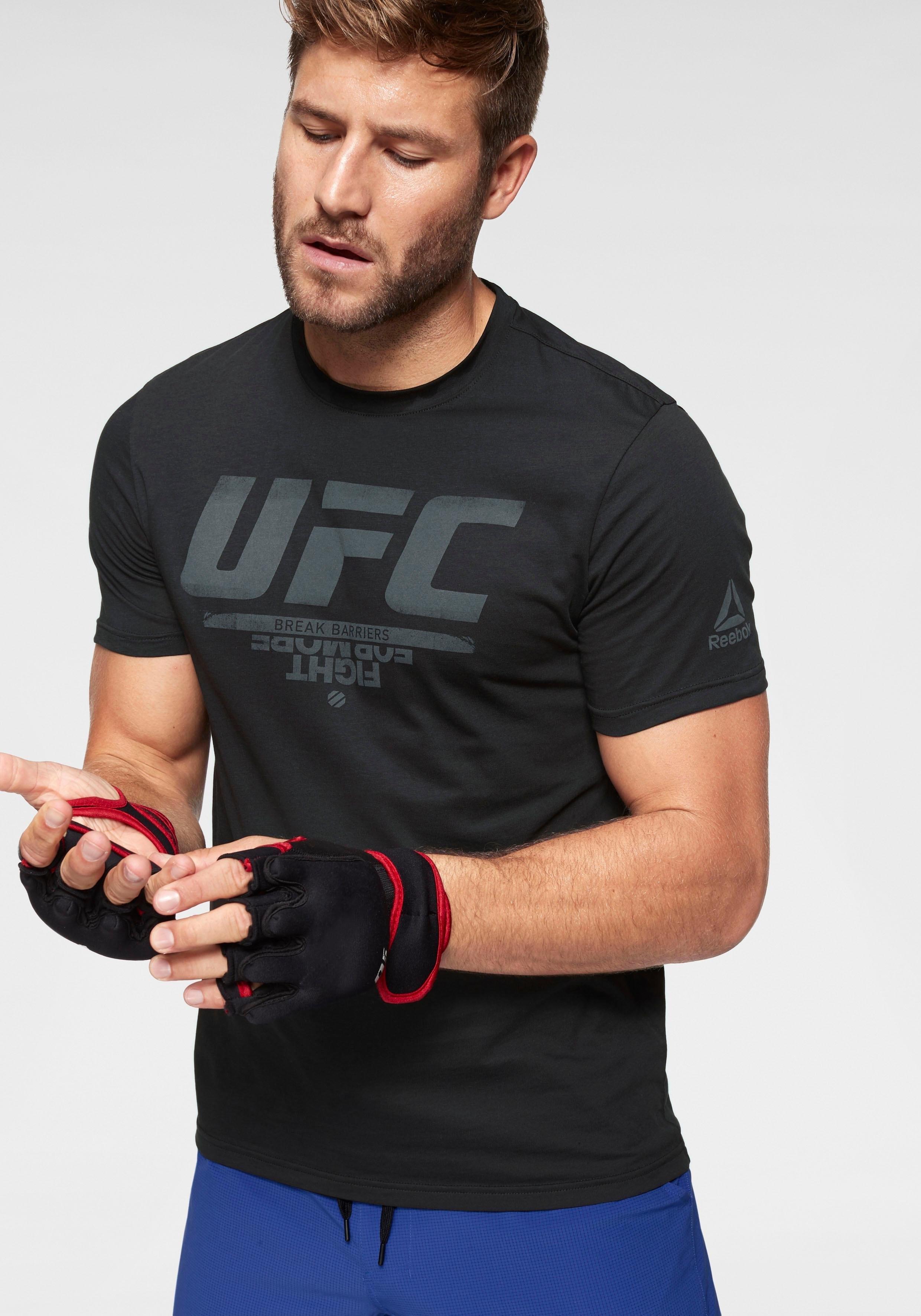 Reebok T-shirt »UFC FG LOGO TEE« voordelig en veilig online kopen
