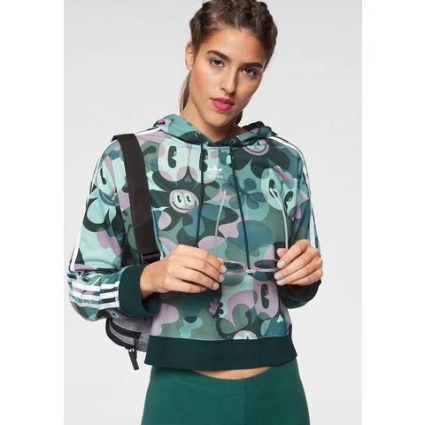 adidas Originals hoodie CROPPED HOODIE