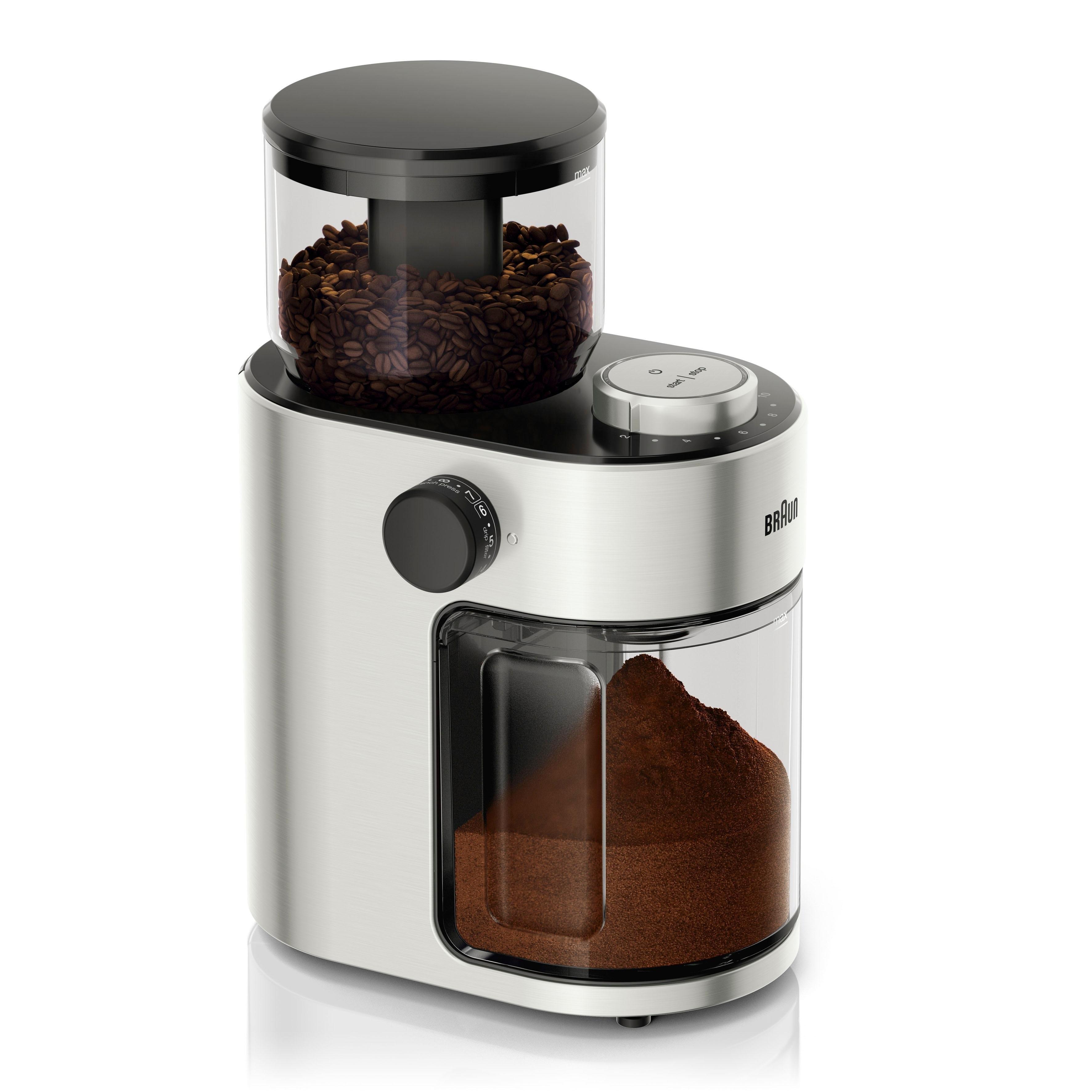 Braun koffiemolen FreshSet KG7070 met oververhittingsbeveiliging - gratis ruilen op otto.nl