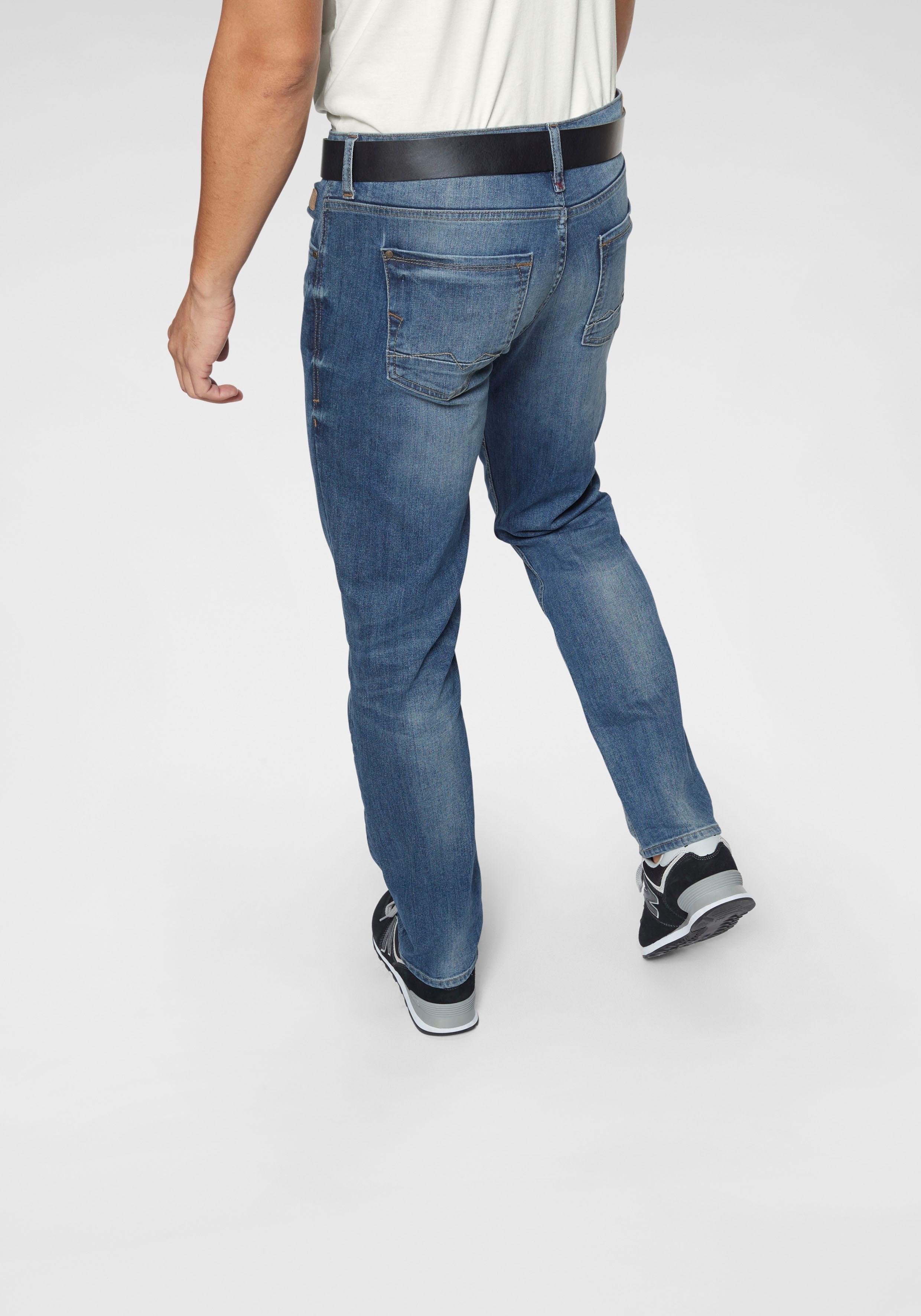 Blend slim fit jeans TWISTER met lichte used effecten - gratis ruilen op otto.nl