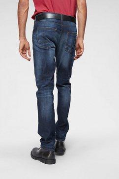 blend slim fit jeans »twister« blauw
