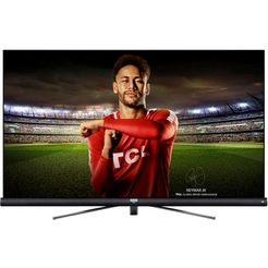 tcl 65dc766 led-tv (65 inch), 4k ultra hd, smart-tv zwart