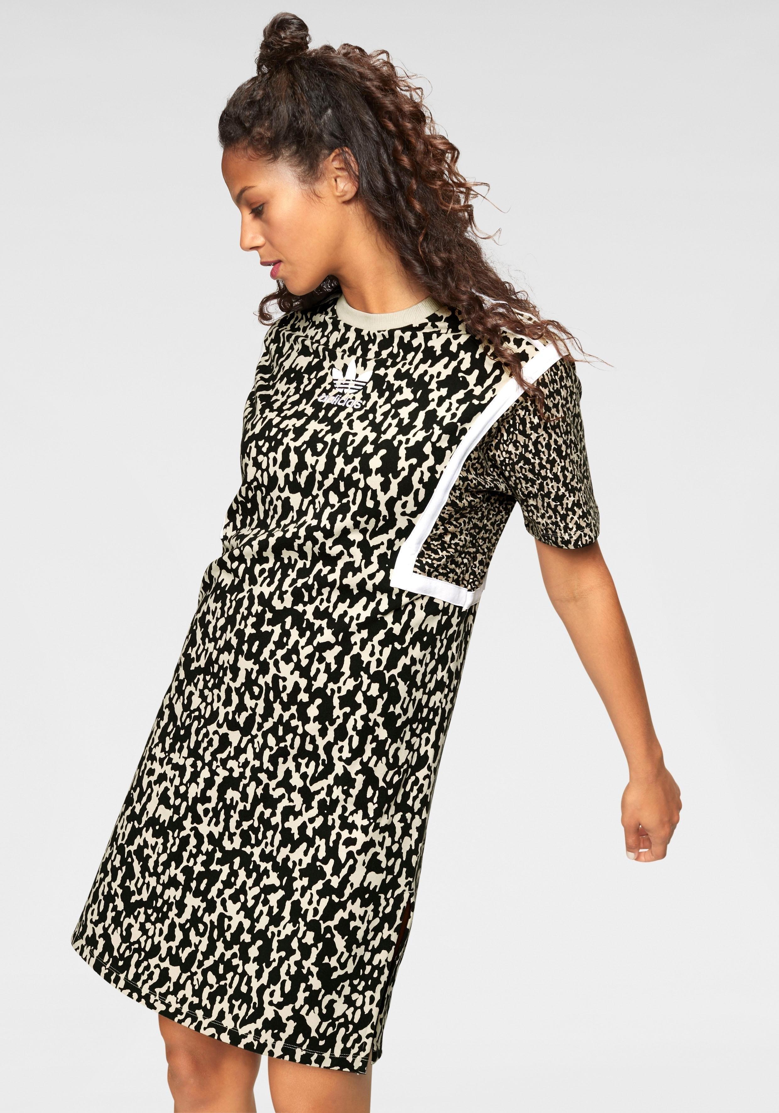 Afbeeldingsbron  adidas Originals jerseyjurk »LEOFLAGE TEE DRESS« 98cf5eb86