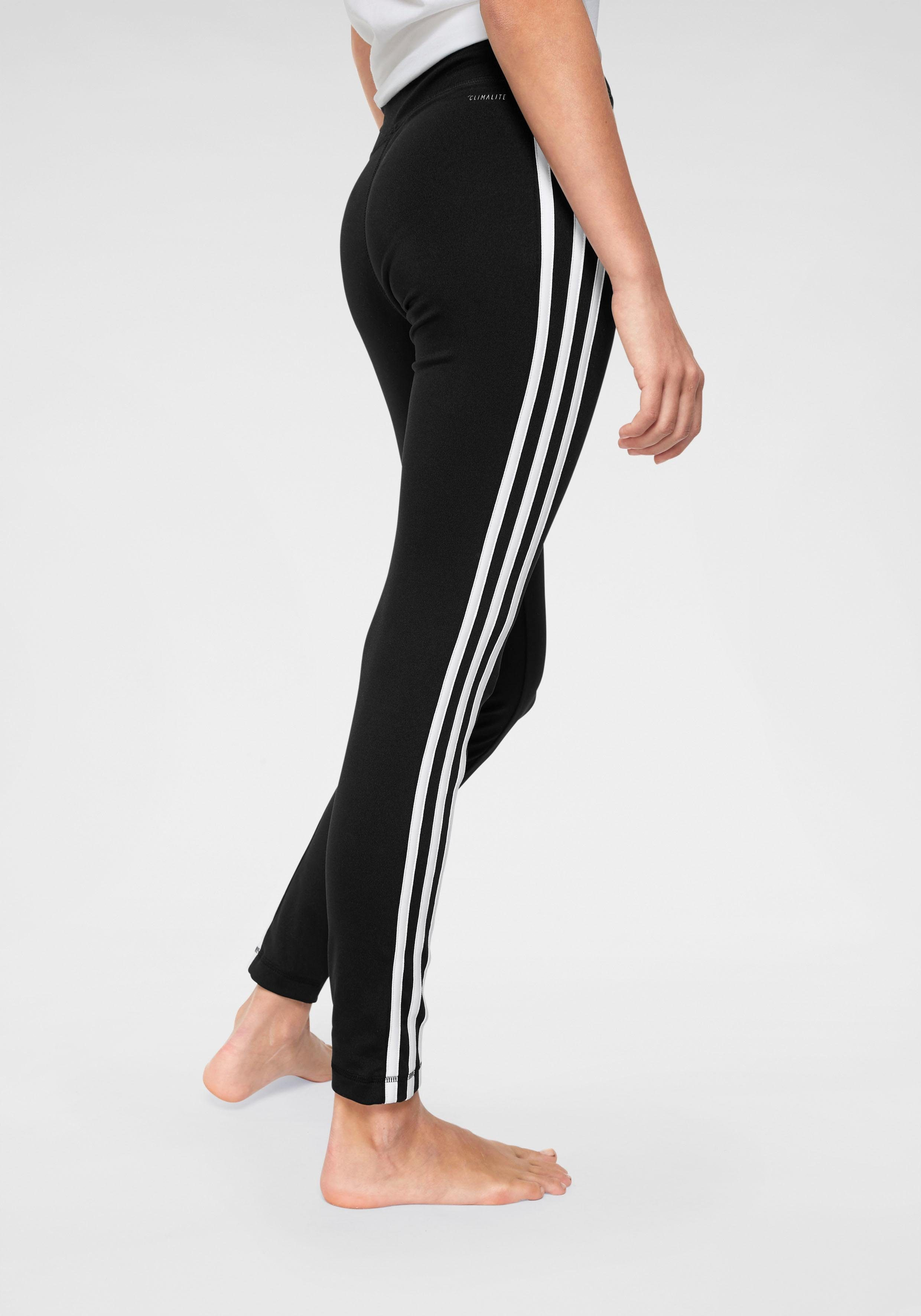 functionele tights »YOUNG GIRL TRAINING EQUIPMENT 3 STRIPES LONG TIGHT«