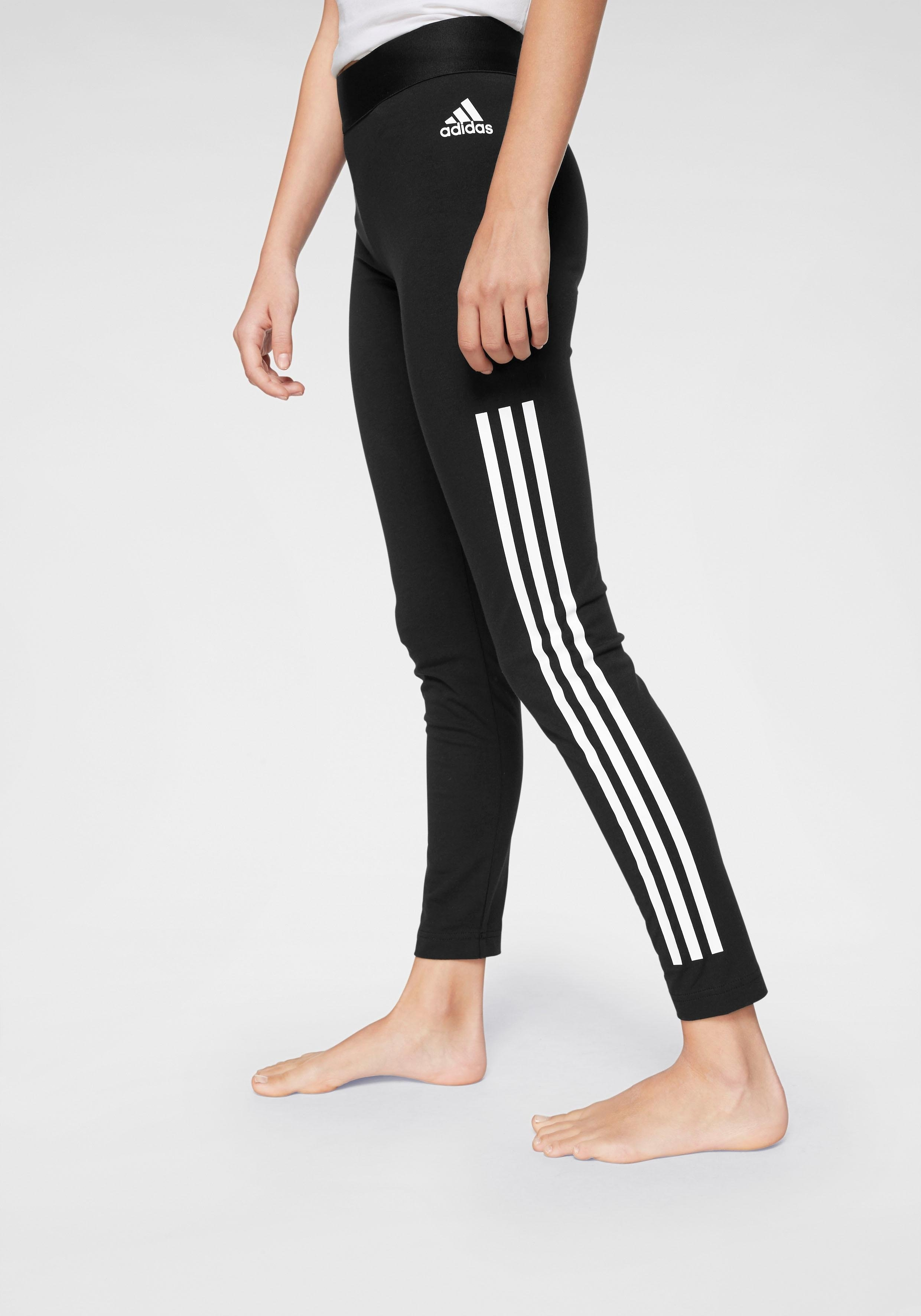 adidas Performance legging »YOUNG GIRLS MUST HAVE 3 STRIPES TIGHT« nu online kopen bij OTTO