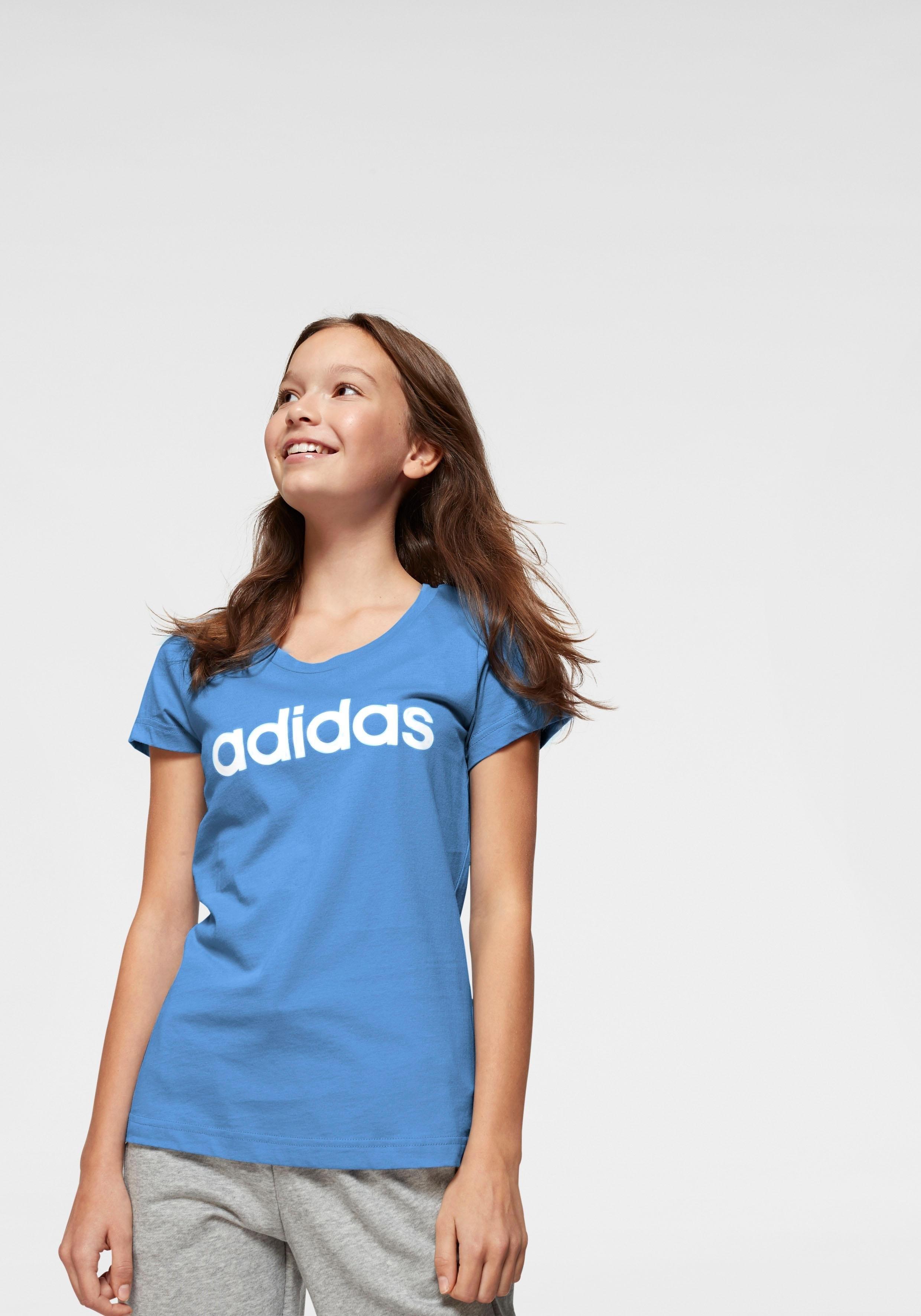 adidas Performance T-shirt »YOUNG E LINEAR TEE« veilig op otto.nl kopen