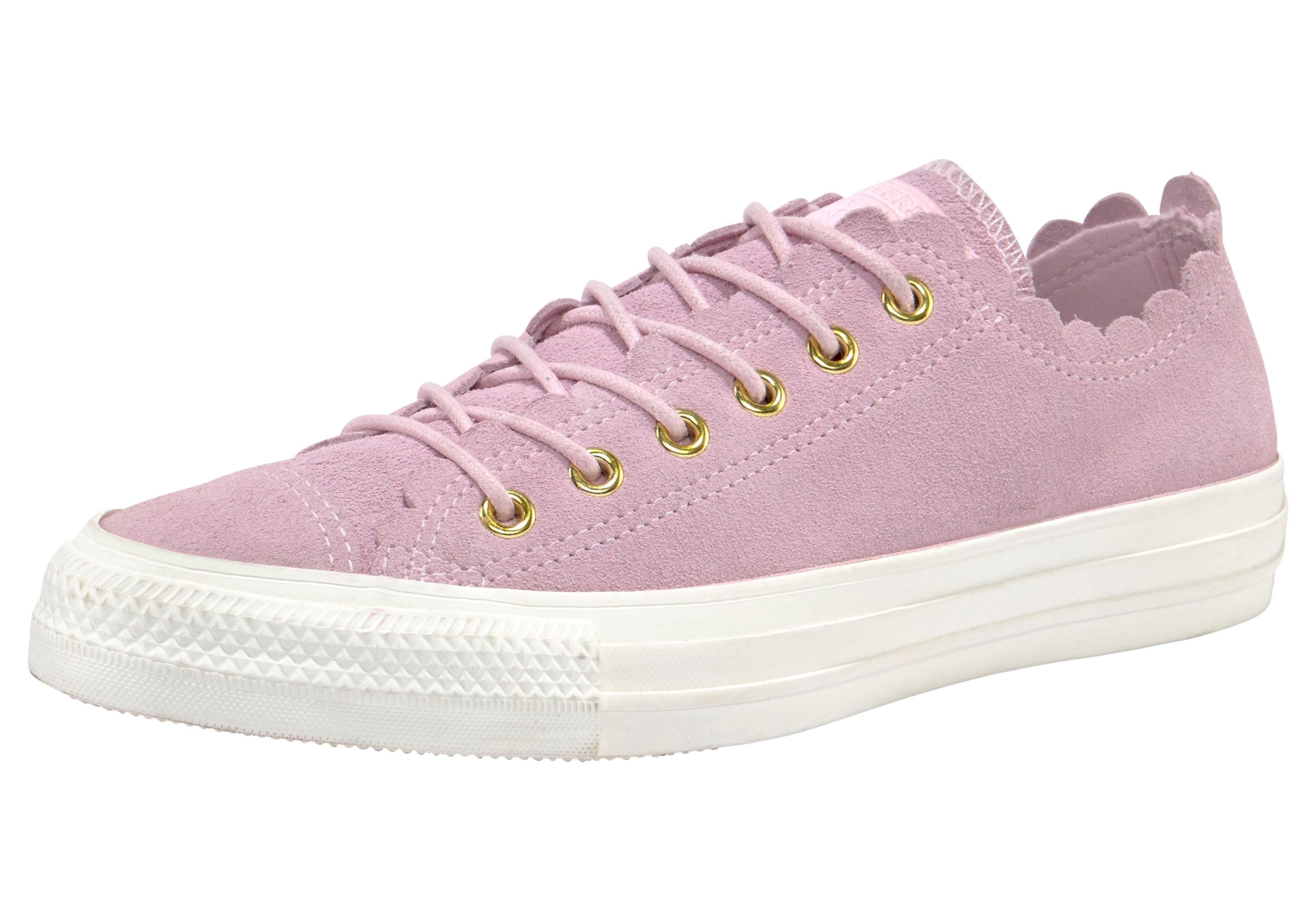 Converse sneakers »Chuck Taylor All Star Ox suèdeleer« bestellen: 14 dagen bedenktijd