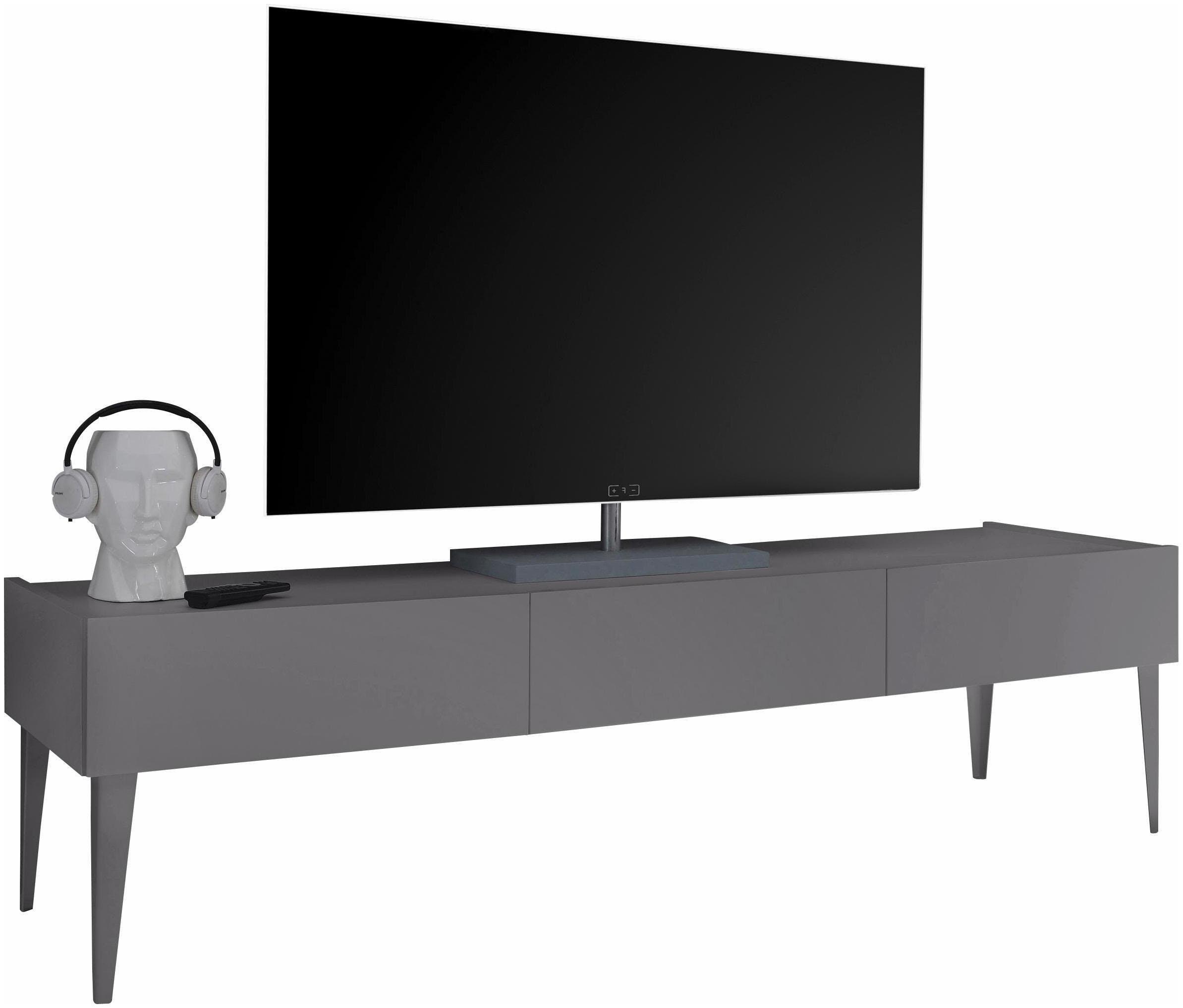 Places Of Style TV-meubel »Zela« met 3 laden, met poten, breedte 184 cm - gratis ruilen op otto.nl