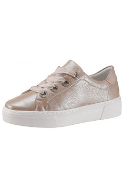 remonte plateausneakers goud