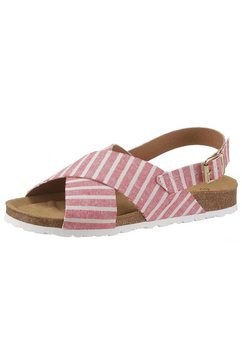 thies sandalen rood