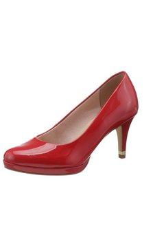tamaris pumps »jessa« rood