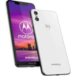motorola moto one smartphone (14,98 cm - 5,9 inch, 64 gb, 13 mp-camera) wit