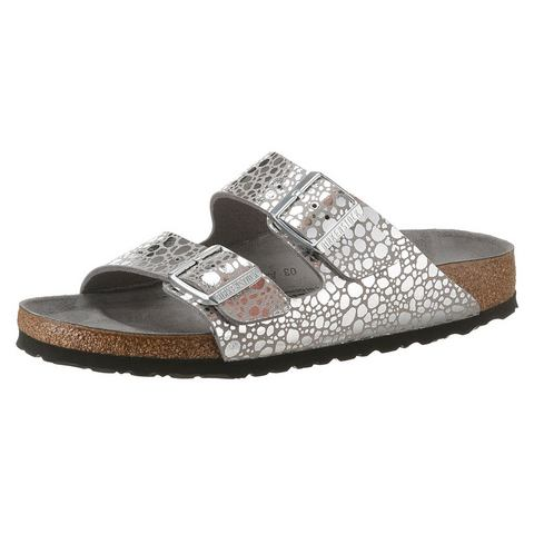 Birkenstock slippers ARIZONA BS Metallic