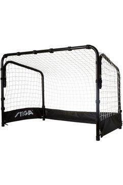 stiga »court l« voetbaldoel, bxdxh: 92x52x60 cm zwart