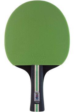 stiga tafeltennisbatje »pop color gruen« groen