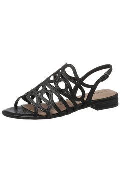 tamaris sandaaltjes »ayn« zwart