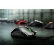 razer »deathadder essential« gaming-muis (bedraad, 6400 dpi) zwart