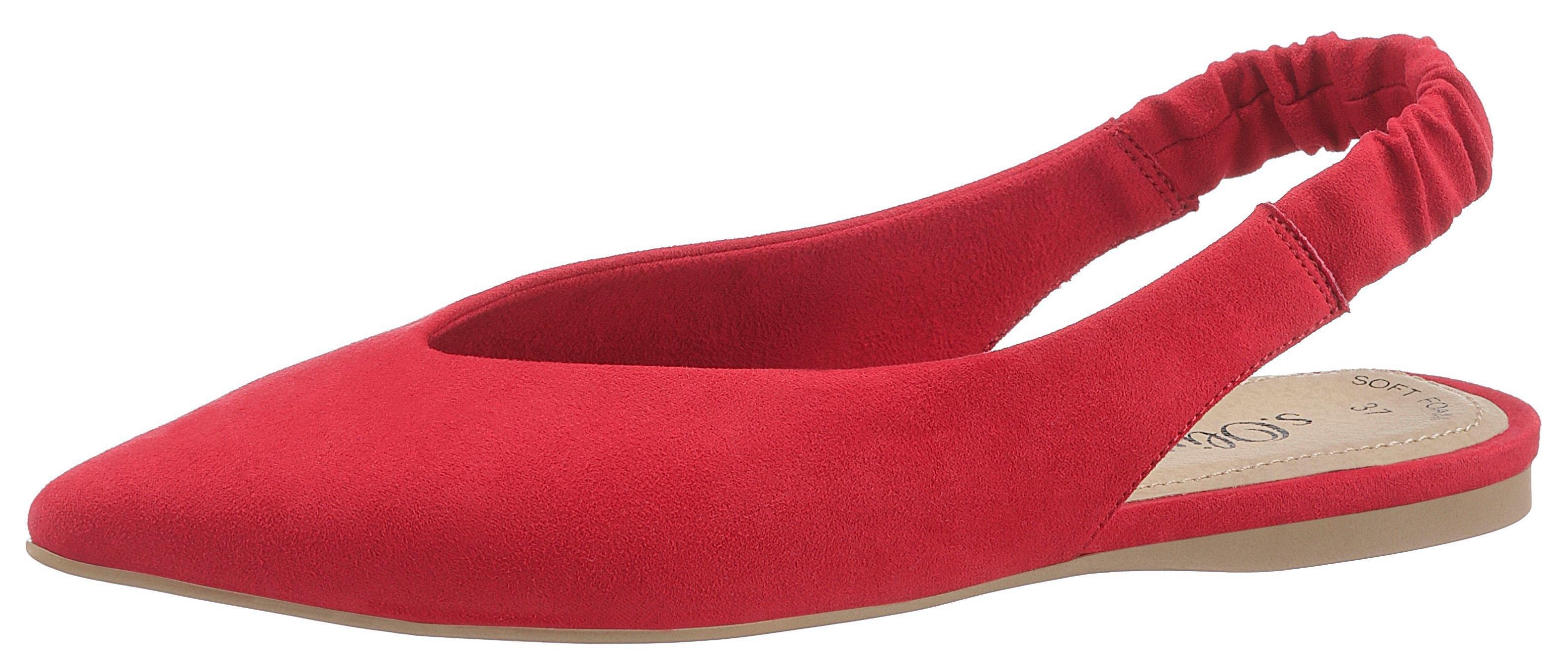s.Oliver RED LABEL slingpumps nu online kopen bij OTTO