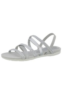 marco tozzi sandalen grijs