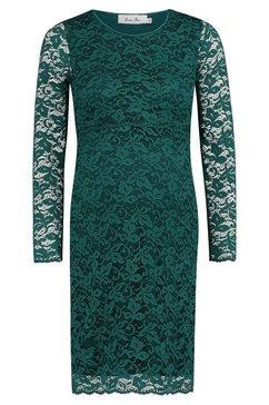 queen mum jurk met voedingsfunctie blauw