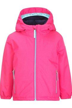 killtec ski-jack »kicky mini« roze