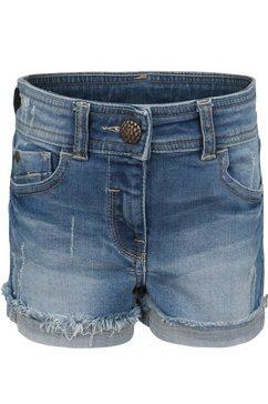 cfl jeansshort blauw