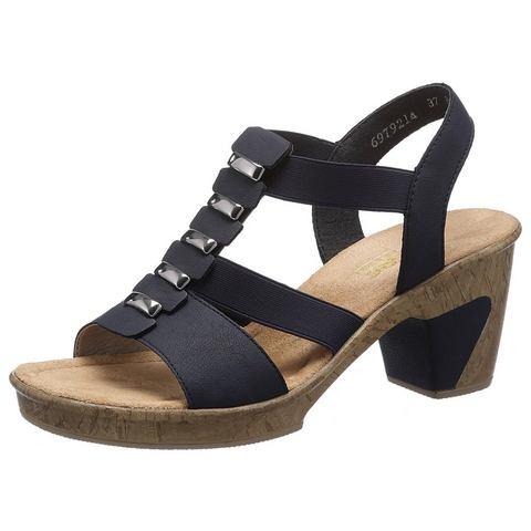 RIEKER Sandaaltjes van kunststof