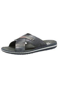 rieker slippers grijs