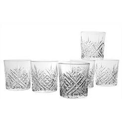 luminarc whiskyglas 'eugene' (set van 6) wit