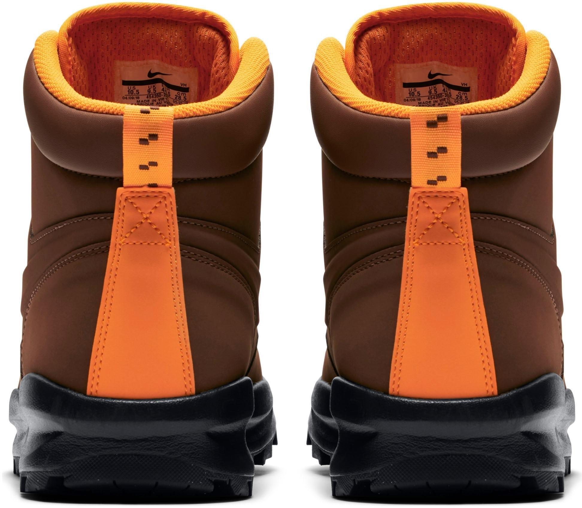 half off 4845b b0a2e nike veterlaarzen »manoa leather« bruin