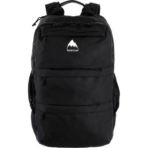 Burton rugzak met laptopvak, Traverse, True Black Ballistic