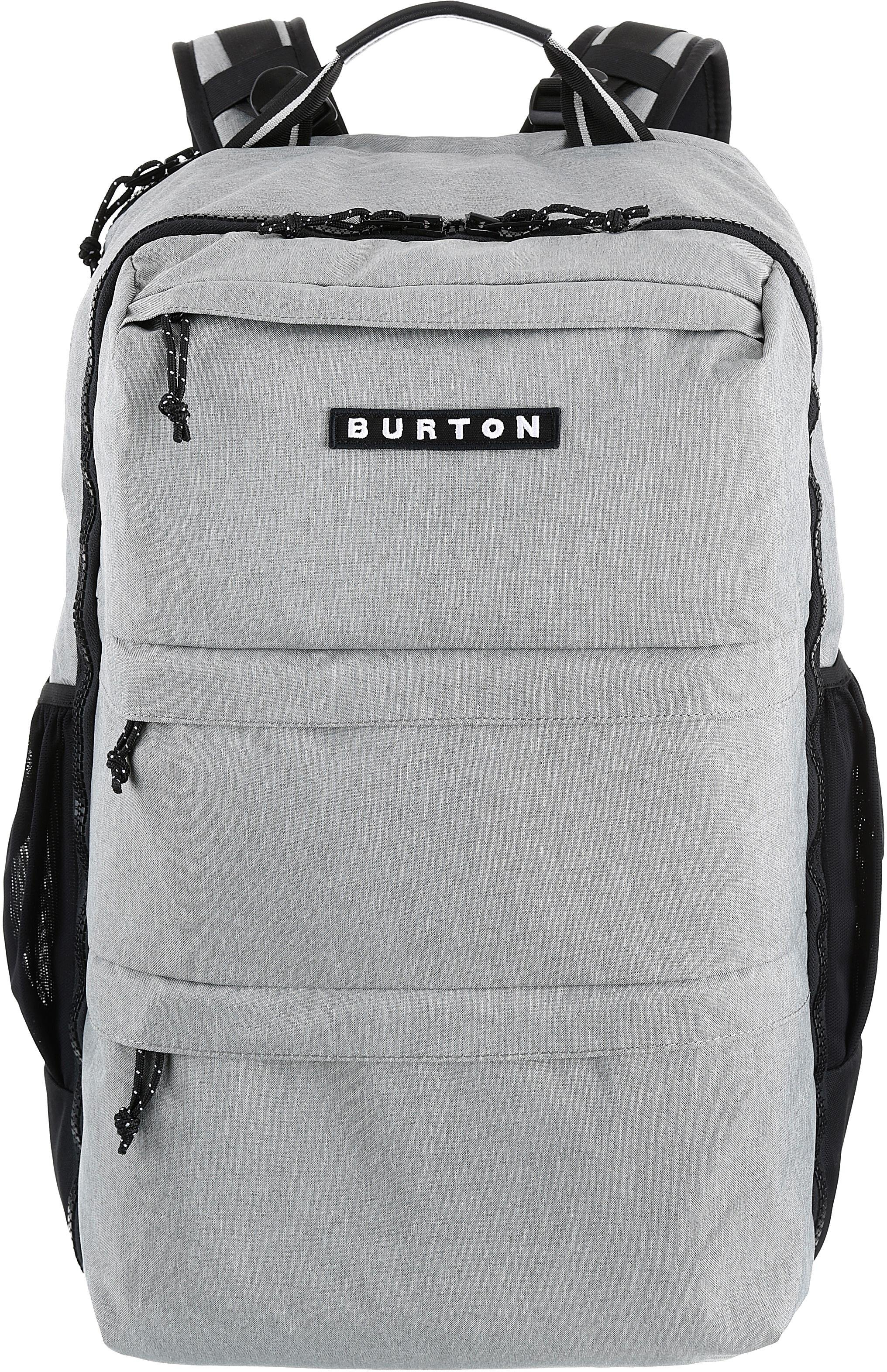 Burton Dg Burton rugzak met laptopvak, »Traverse, Grey Heather« online kopen op otto.nl