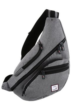 kangaroos schoudertas grijs