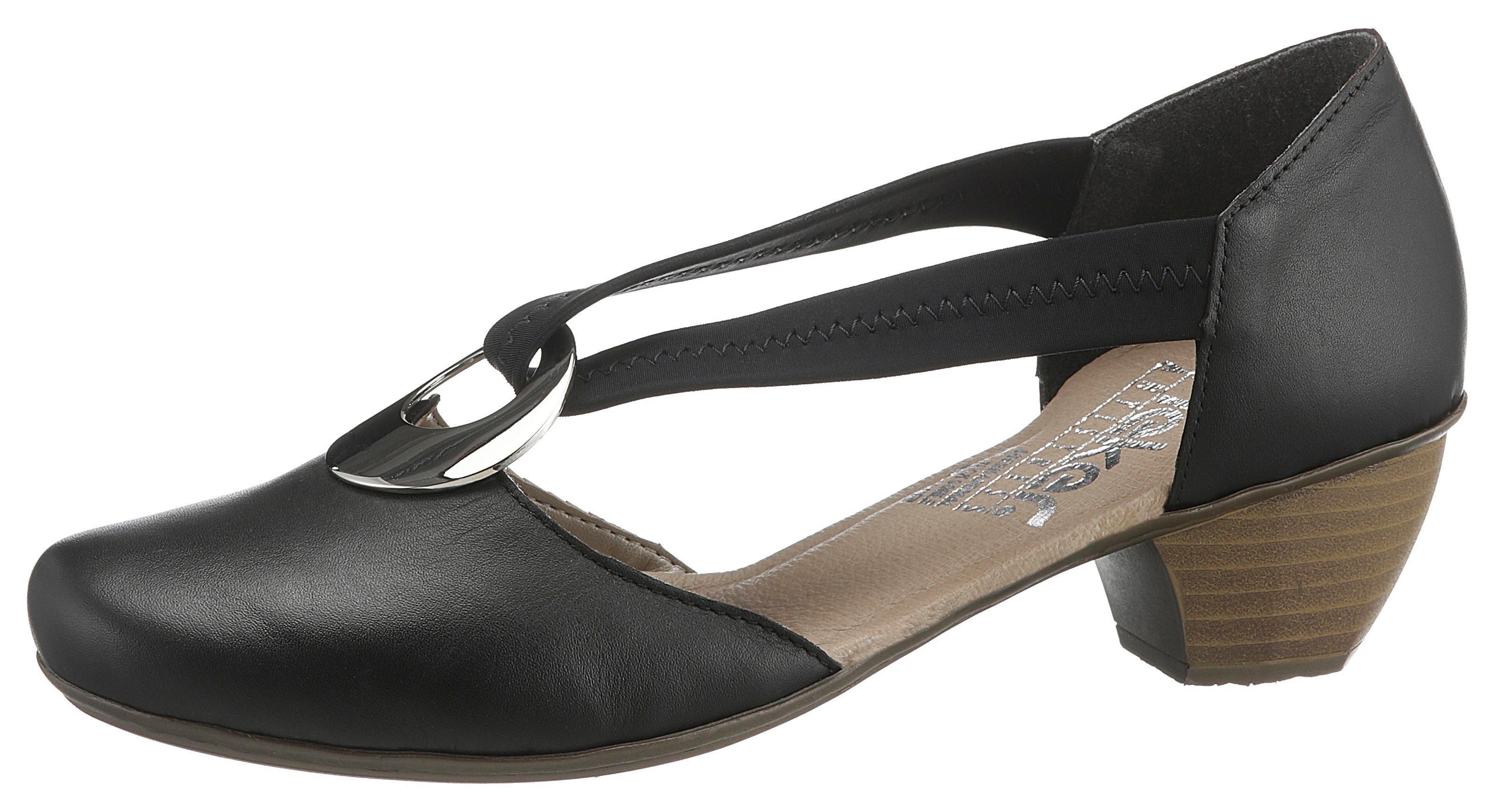 d29ace6dc83 ... RIEKER teenslippers, Rieker plateausneakers, RIEKER Trekking-sandalen  van leer, Rieker gesppumps