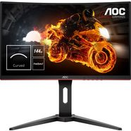aoc »c24g1« lcd-monitor (24 inch, 1920 x 1080 pixels, full hd, 1 ms reactietijd, 144 hz) zwart