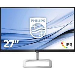 philips »276e9qdsb-00« lcd-monitor (27 inch, 1920 x 1080 pixels, full hd, 5 ms reactietijd) zwart