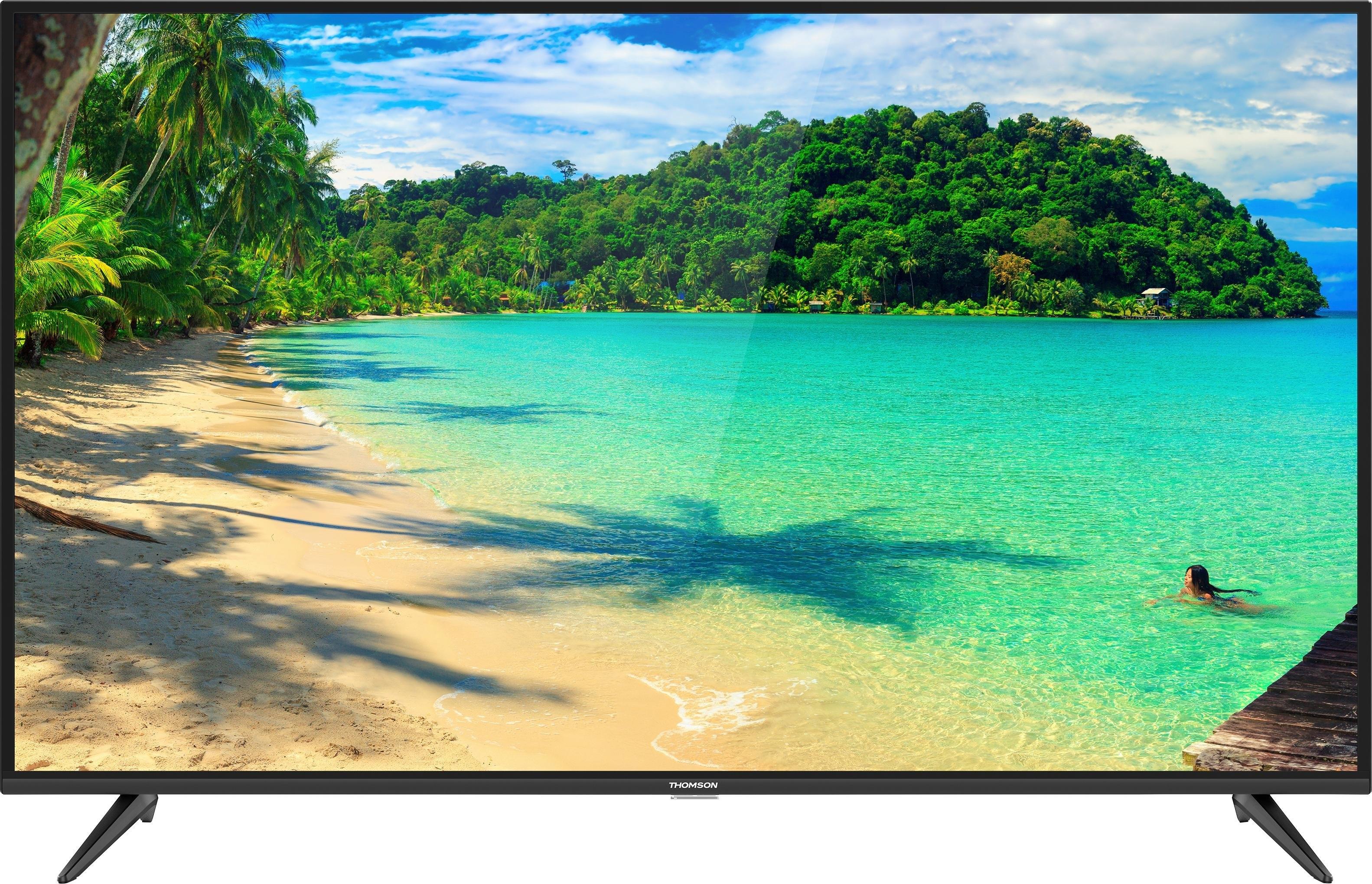 Thomson 55UD6326 led-tv (55 inch), 4K Ultra HD, smart-tv voordelig en veilig online kopen