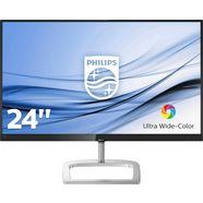 philips »246e9qdsb-00« lcd-monitor (24 inch, 1920 x 1080 pixels, full hd, 5 ms reactietijd, 60 hz) zwart