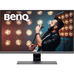 benq »ew3270u« ledmonitor (32 inch, 3840 x 2160 pixels, 4k ultra hd, 4 ms reactietijd) zwart