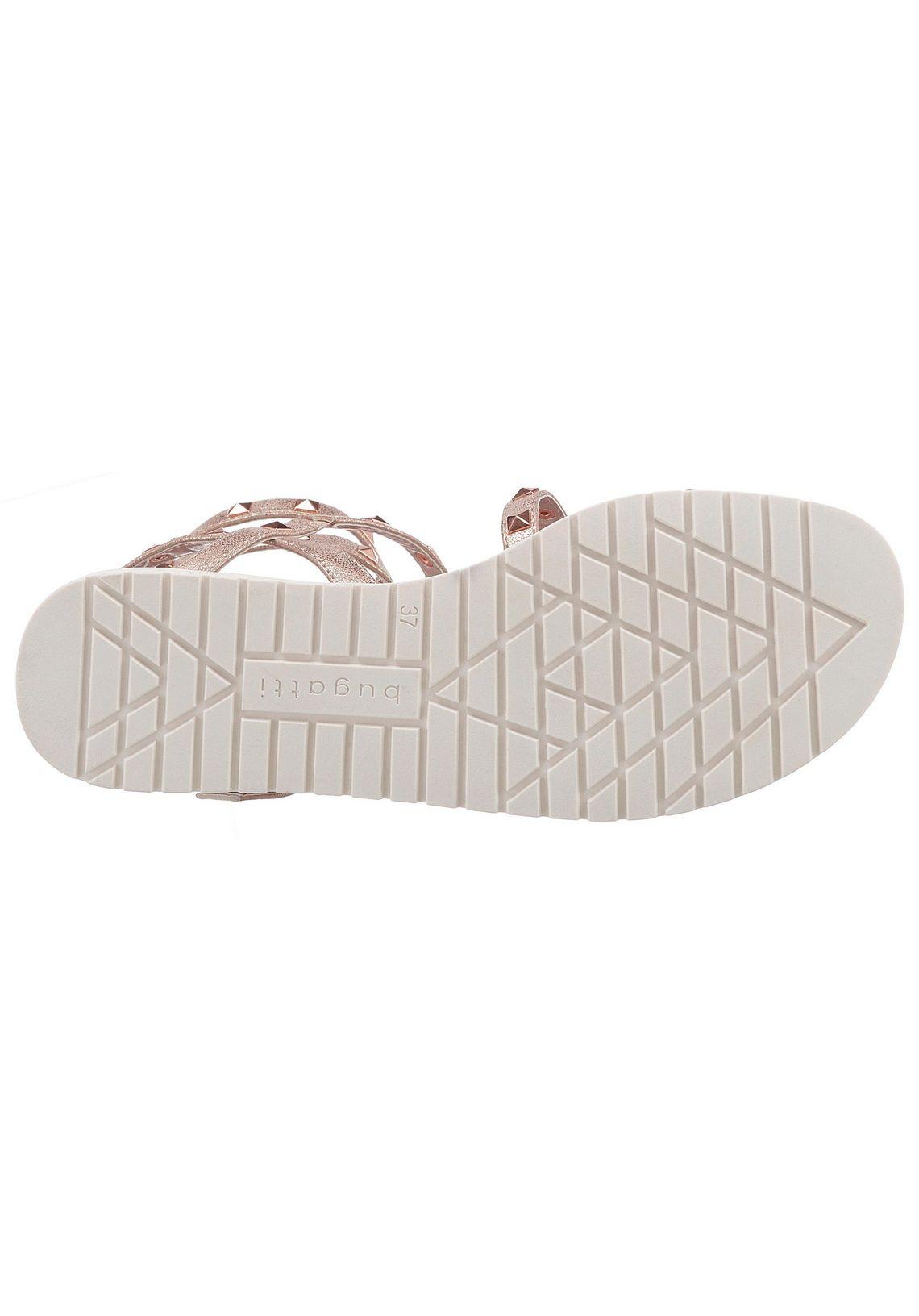 bugatti romeinse sandalen snel gevonden  goudkleur