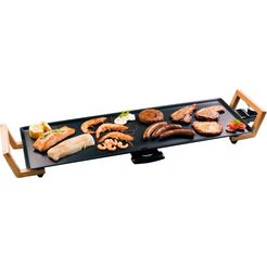 bestron »abp603bb« teppanyaki-grill zwart