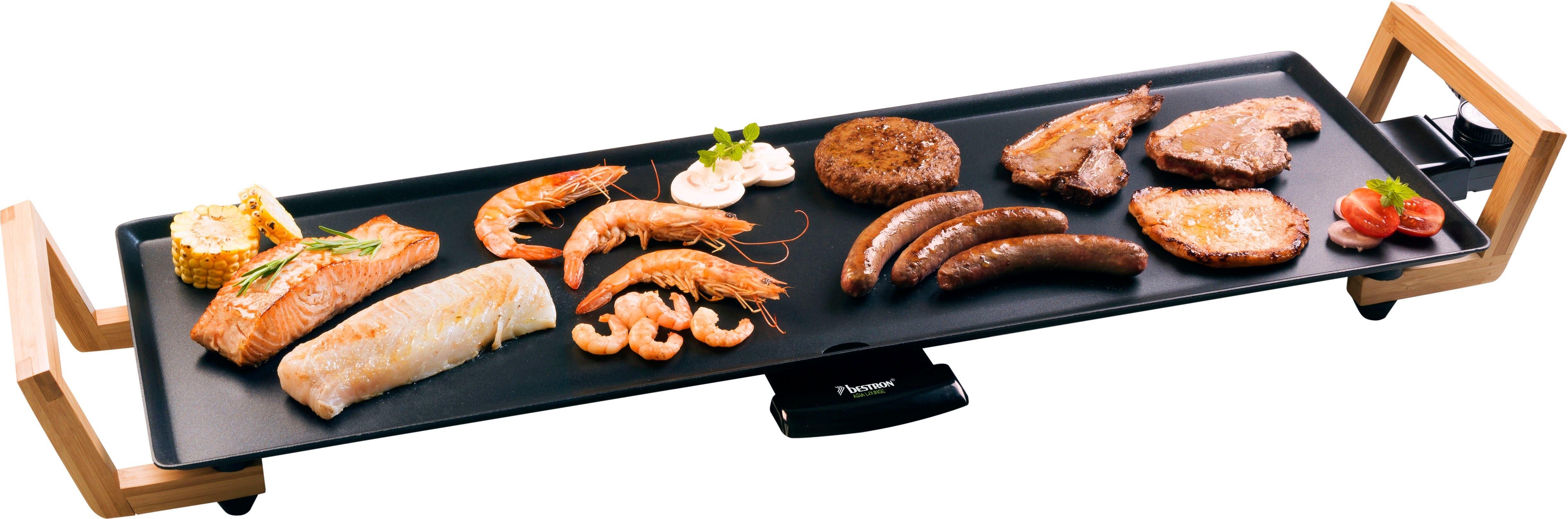 Op zoek naar een bestron Teppanyaki-grill ABP603BB? Koop online bij OTTO